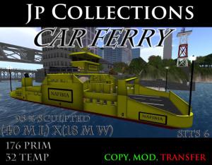 Car Ferry Sales Final