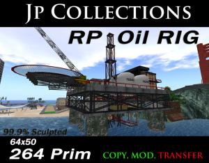 Oil Rig Sales